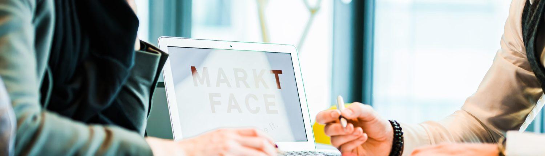 Marktface Kundengespräch